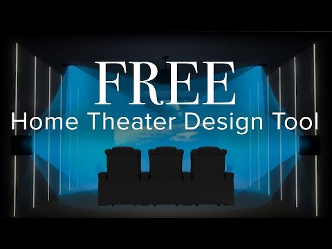 Free Home Theater Design Tool