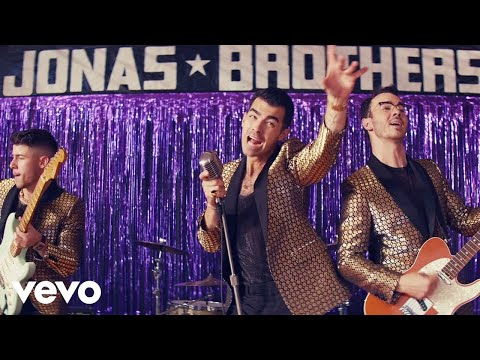 Jonas Brothers - What A Man Gotta Do (Official Video)