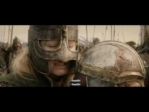 Rohirrim Charge (Battle of the Pelennor Fields) HD